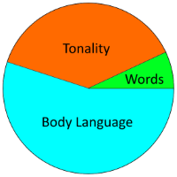 NLP Solutions - Communication Model, Words, Tonality & Body Language